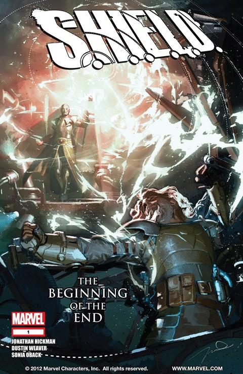 S.H.I.E.L.D. Vol 2 #1 – 4 Free Download