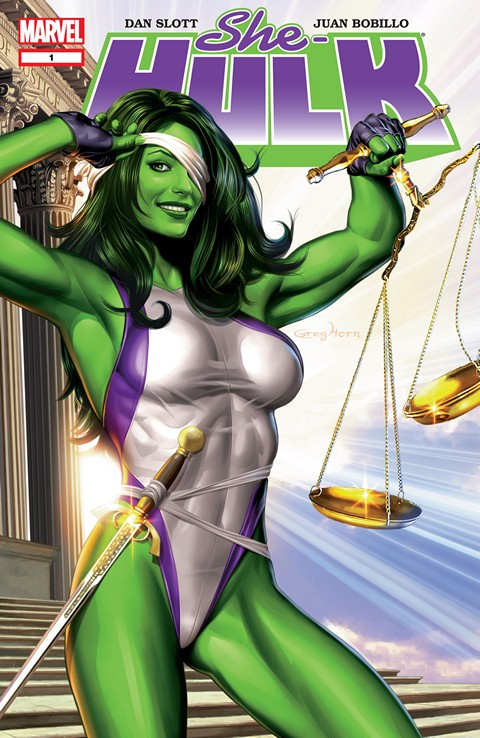 She-Hulk Vol. 2 #1 – 38 Free Download