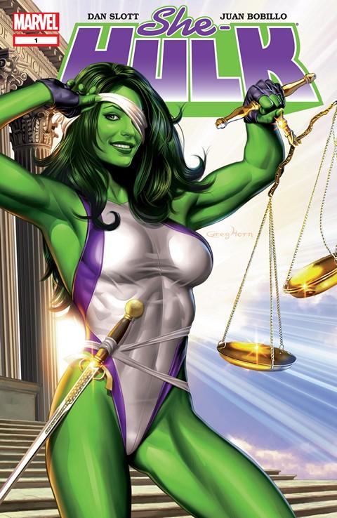 She-Hulk Vol. 2 #1 – 38 Free Download