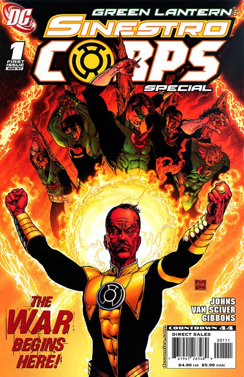 Sinestro Corps War Free Download