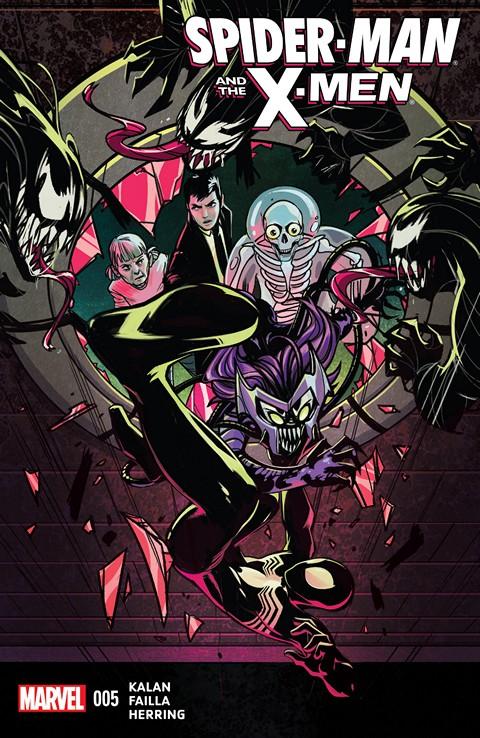 Spider-Man & The X-Men #5 Free Download