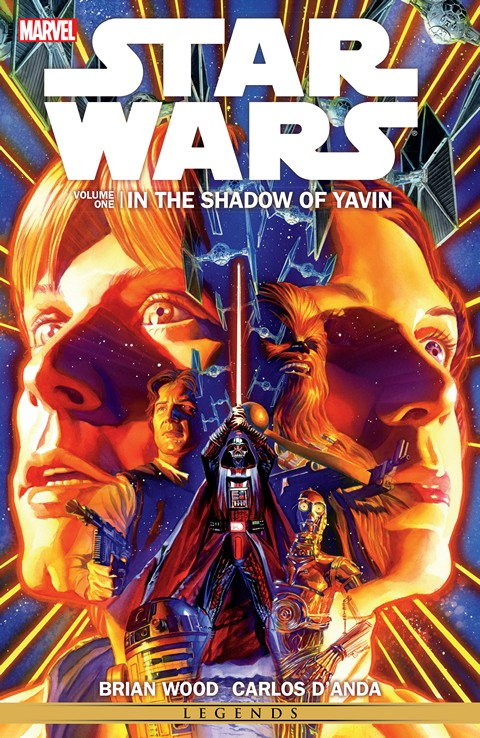 Star Wars (2013-2014) – In The Shadow Of Yavin Vol. 1 (Marvel Edition)