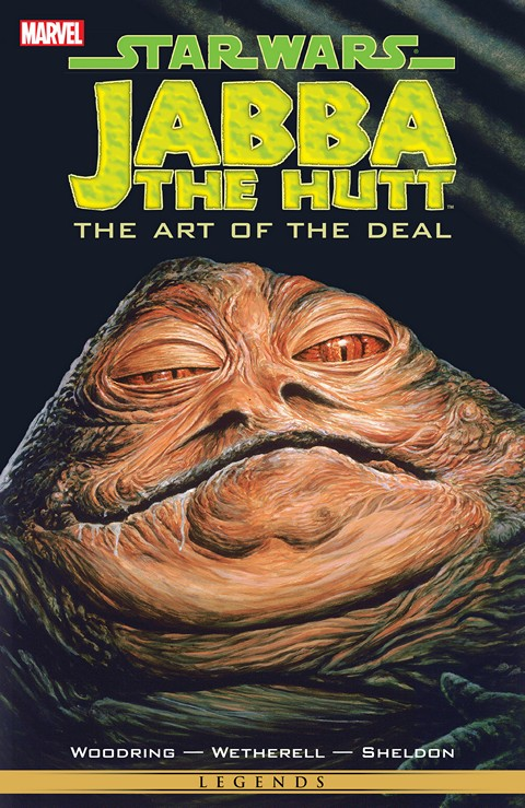Star Wars – Jabba The Hut: The Art Of The Deal (Marvel Edition)