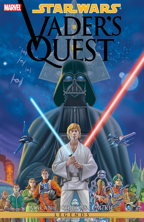 Star Wars – Vader's Quest (Marvel Edition)