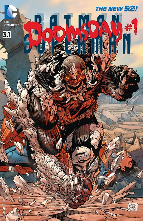Superman – Doomed (Story Arc) Free Download