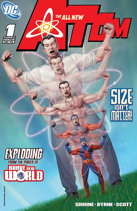 The All New Atom #1 – 25 Free Download