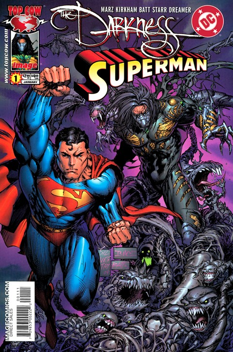The Darkness – Superman #1 – 2 Free Download