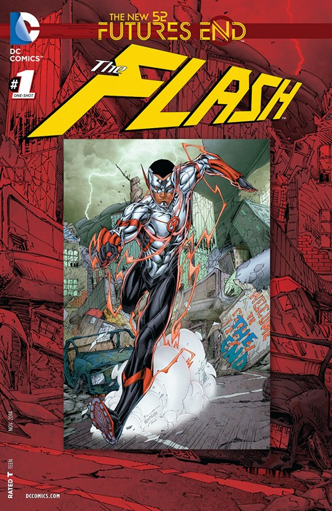 The Flash – Futures End #1 Free Download