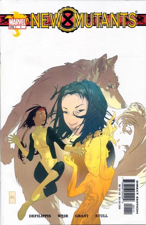 The New Mutants Vol. 2 #1 – 13 (2003-2004)