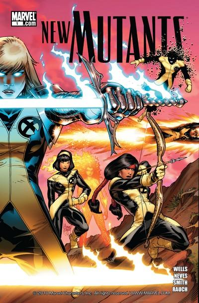 The New Mutants Vol. 3 #1 – 50 (2009-2012)