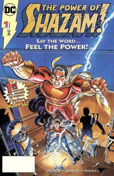 The Power of SHAZAM! #1 – 48 + 1,000,000 + Annual (1995-1999)