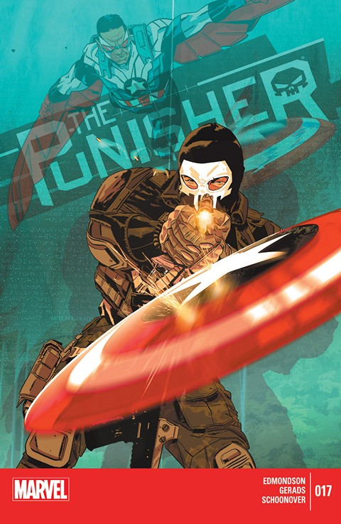 The Punisher #17 Free Download