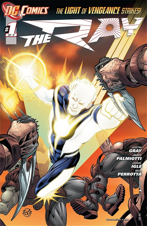 The Ray #1 – 4 (2012)