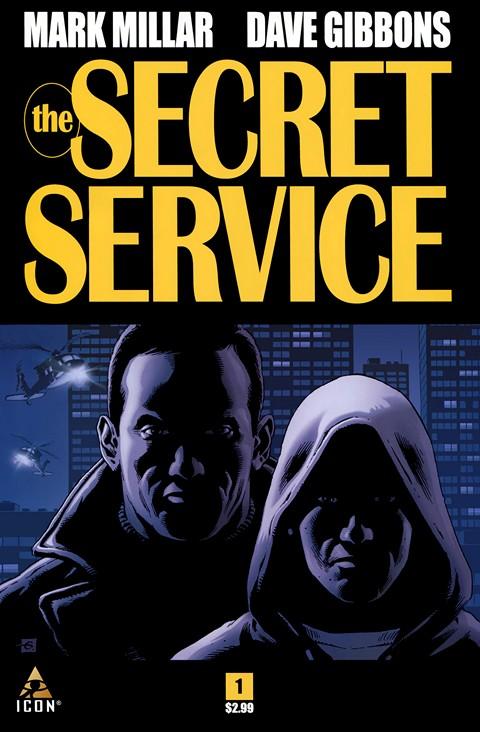 The Secret Service #1 – 6 (2012)