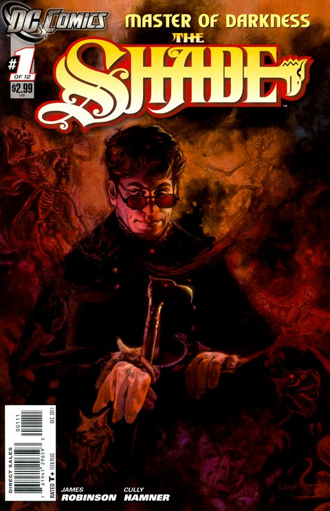 The Shade #1 – 12 Free Download