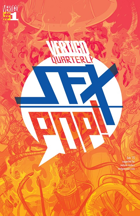 Vertigo Quarterly – SFX #1