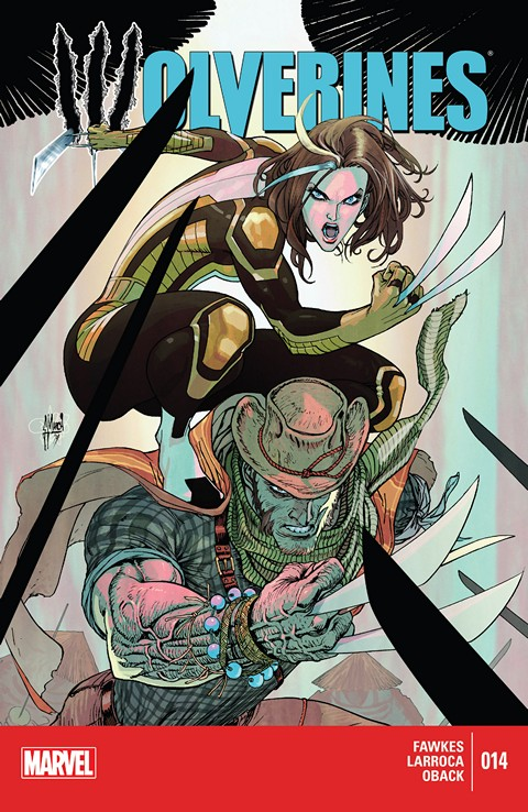 Wolverines #14 Free Download