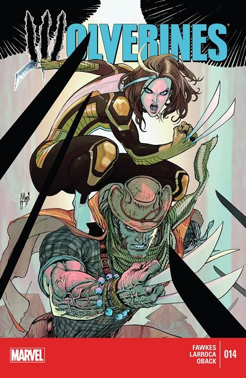 Wolverines #14 Free Download