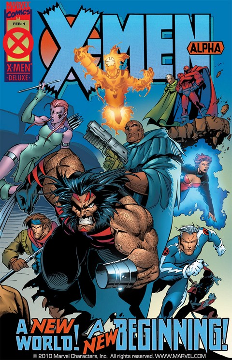 X-Men: Age of Apocalypse Complete Collection