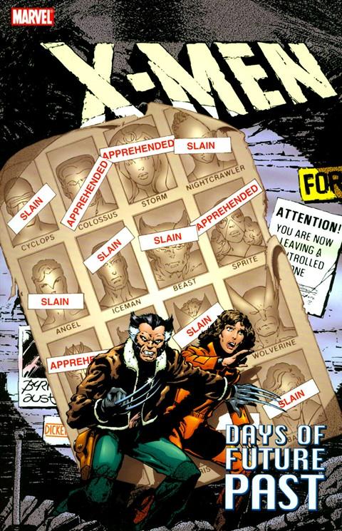 X-Men Days of Future Past – TPB