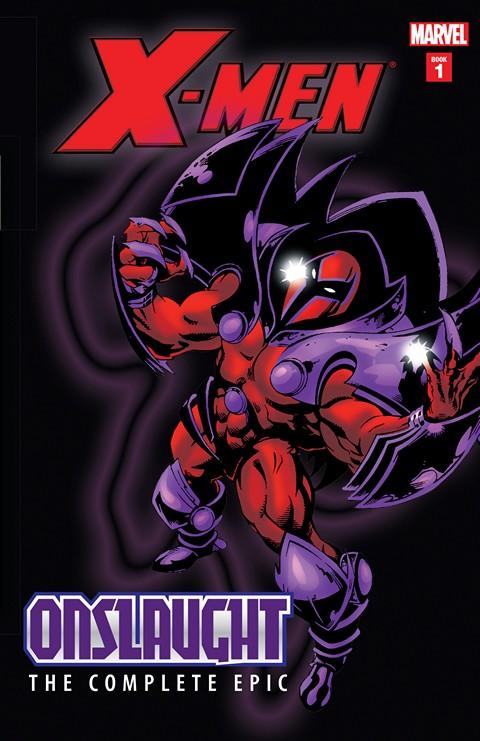 THE COMPLETE ONSLAUGHT EPIC VOL #2 TPB Marvel Comics TP X-MEN