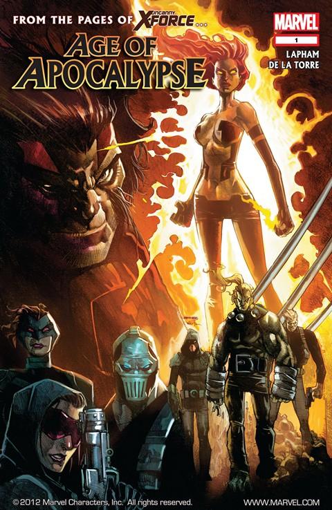 Age of Apocalypse #1 – 14