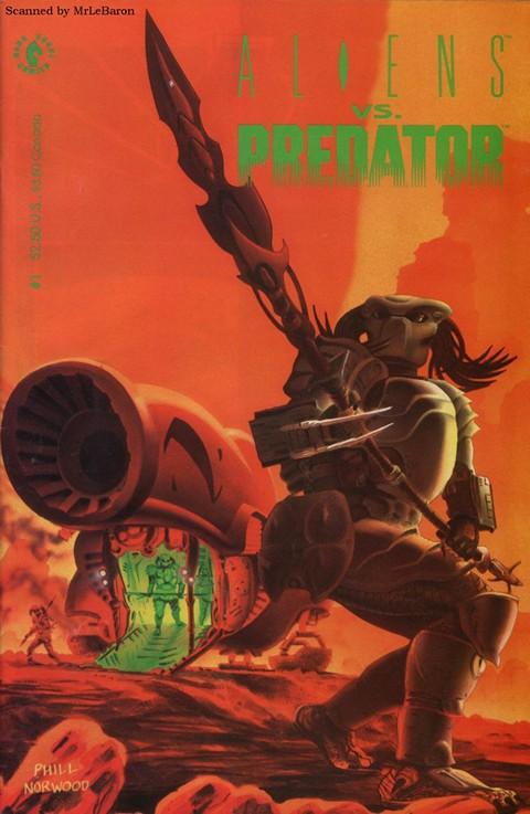 Alien vs Predator Duels (Collection)