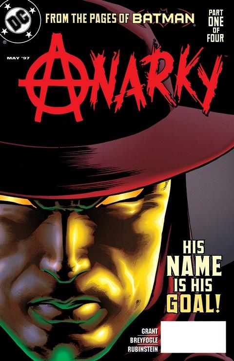 Anarky #1 – 4