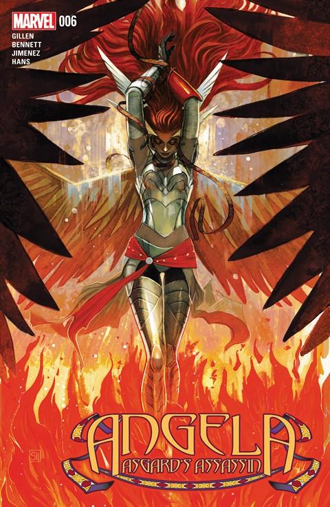 Angela – Asgard's Assassin #6