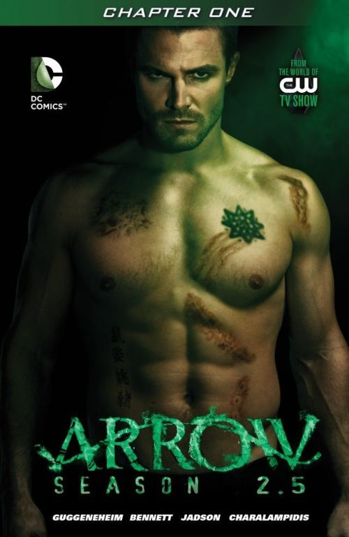 Arrow – Season 2.5 #1 – 16