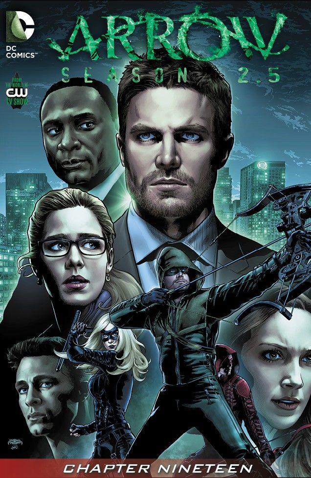 Arrow – Season 2.5 #17 – 19