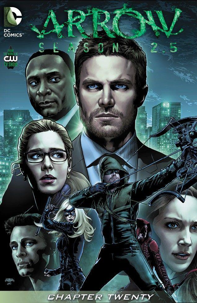 Arrow – Season 2.5 #20