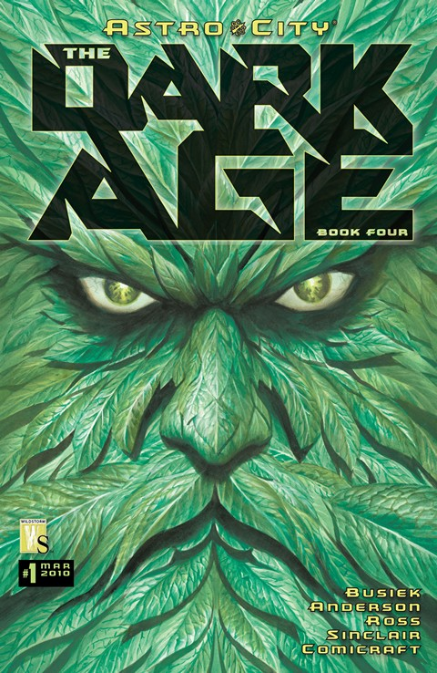 Astro City – The Dark Age – Book 4 #1 – 4