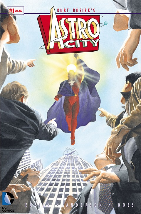 Astro City Vol.1 #1 – 6