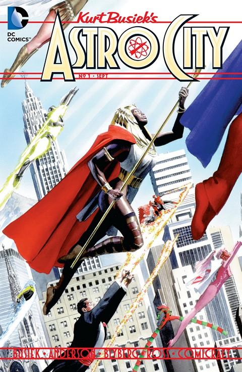 Astro City Vol.2 #1 – 22