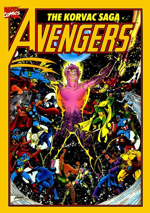 Avengers – The Korvac Saga