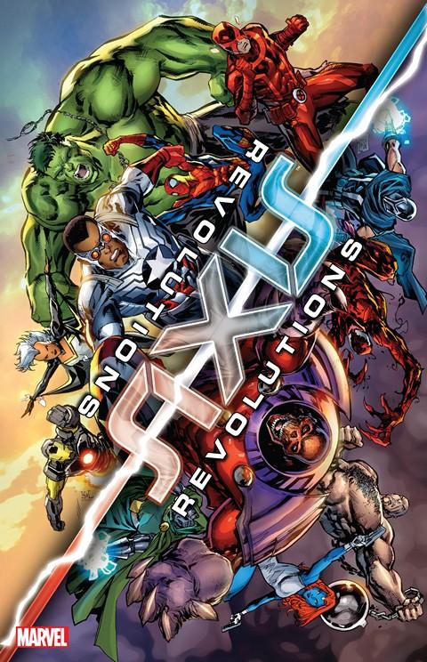 Axis – Revolutions (TPB)