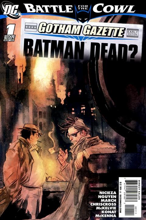 Batman: Battle for the Cowl (Story Arc)