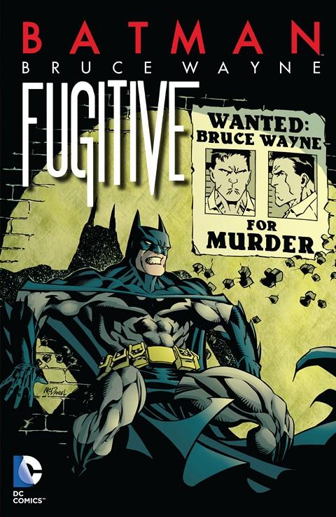 Batman – Bruce Wayne – Fugitive