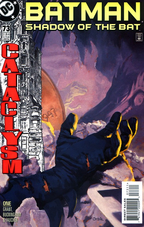 Batman – Cataclysm (Complete)