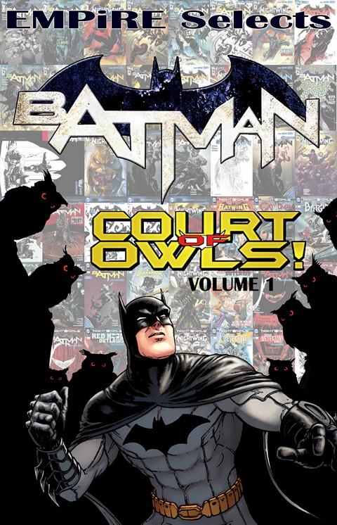 Batman – Court of Owls Omnibus (Vol.1 – 3)