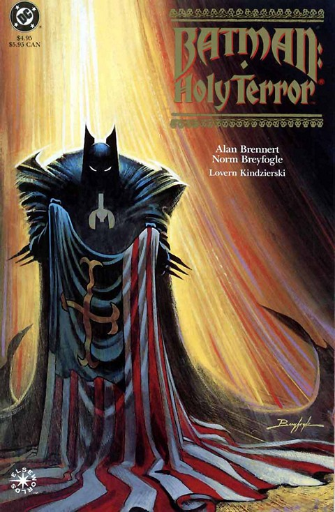 Batman – Holy Terror