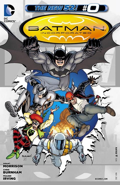 Batman Incorporated Vol. 1 & 2 + Extras