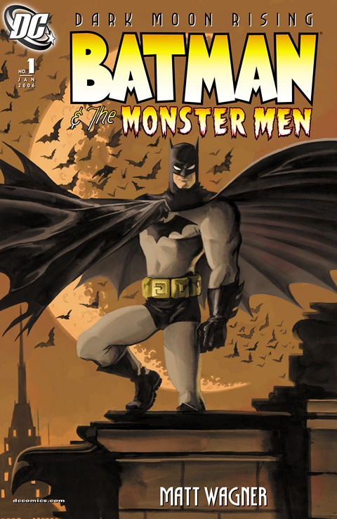 Batman and the Monster Men #1 – 6