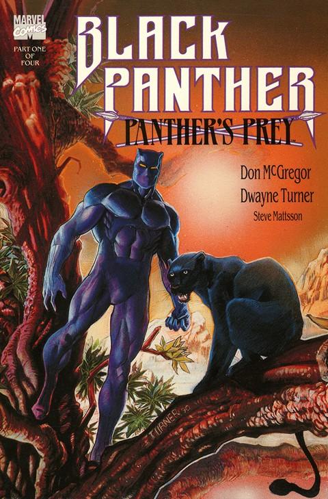 Black Panther – Panther's Prey #1 – 4