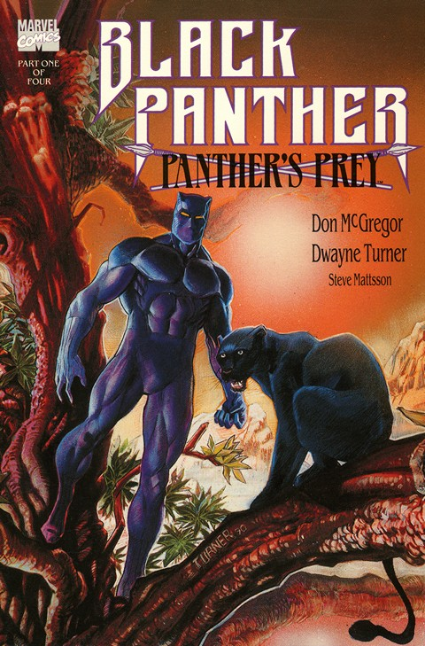 Black Panther – Panther's Prey #1 – 4