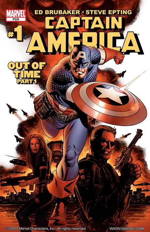 Captain America Vol. 5 #1 – 50 + TPBs (2005-2013)