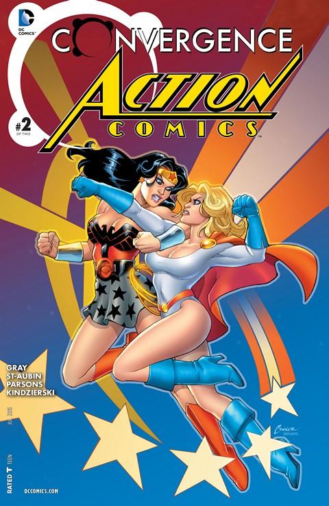 Convergence – Action Comics #2