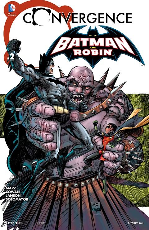 Convergence – Batman and Robin #2
