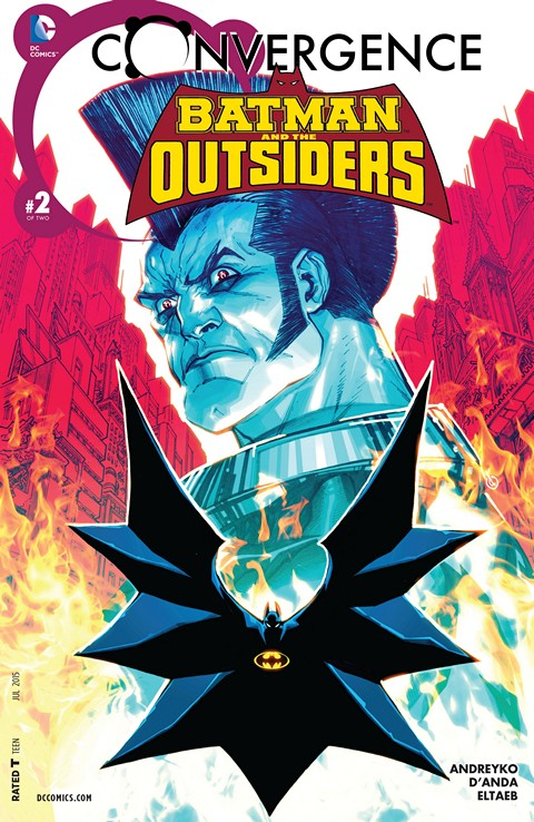 Convergence – Batman and the Outsiders #2